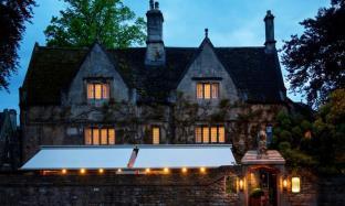 Оксфорд Великобритания Гостиница
