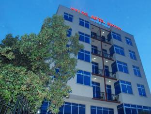 Аддис-Абеба Эфиопия Гостиница