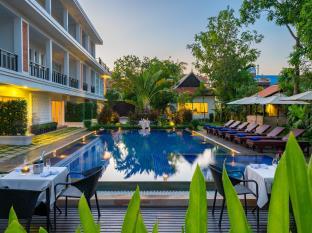 Сиемреап Камбоджа Гостиница